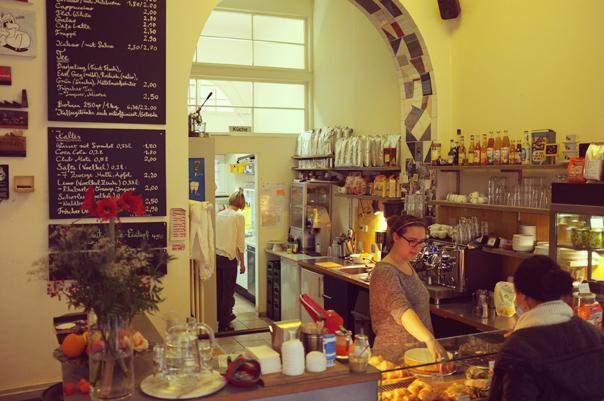 Café Görlitzer Bahnhof   Madame Cuisine Rezept