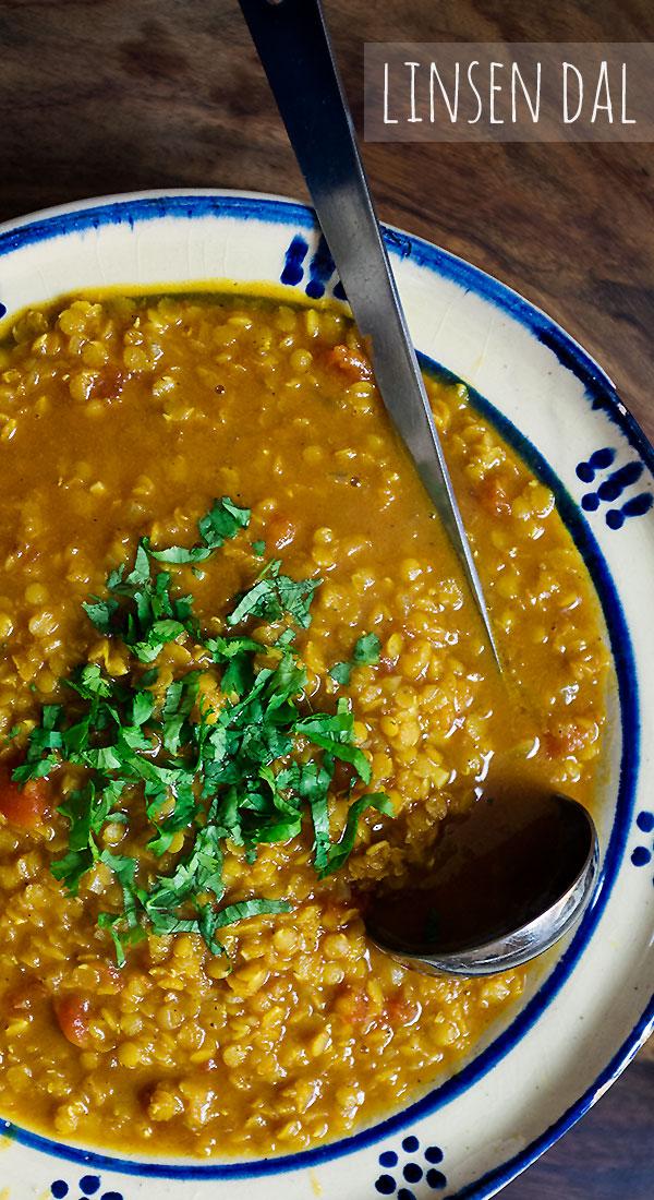 Linsen Dal | Madame Cuisine Rezept
