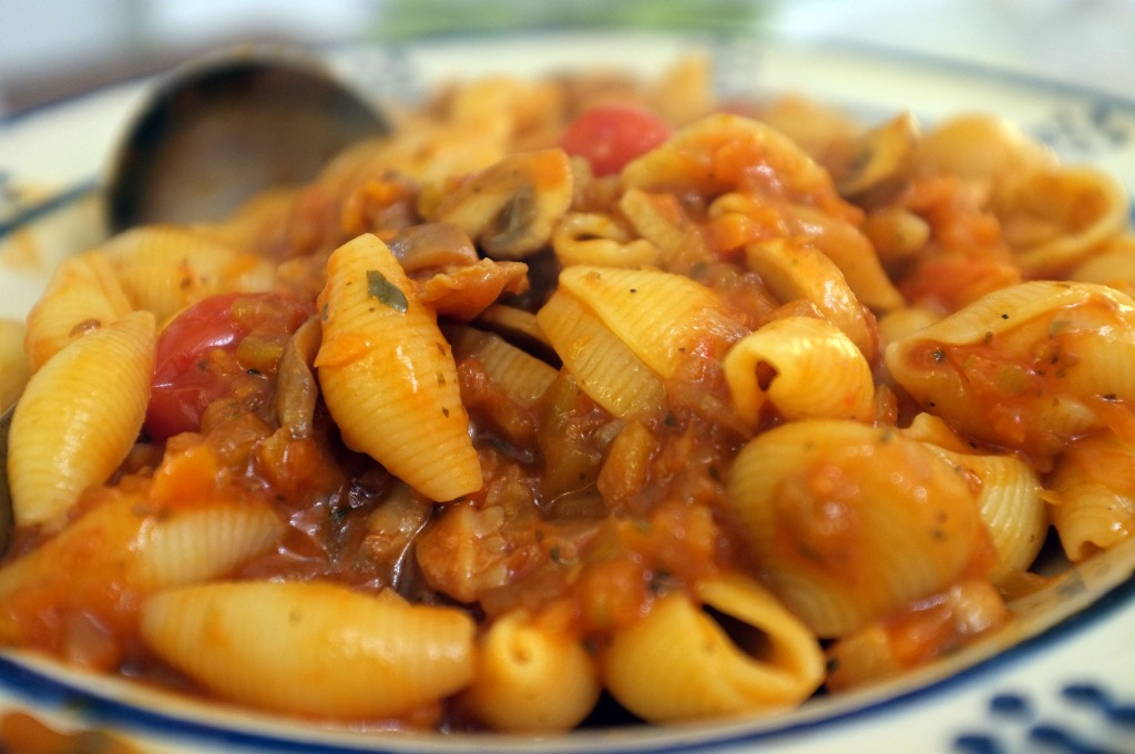 Bolognese Vegetarisch | Madame Cuisine Rezept