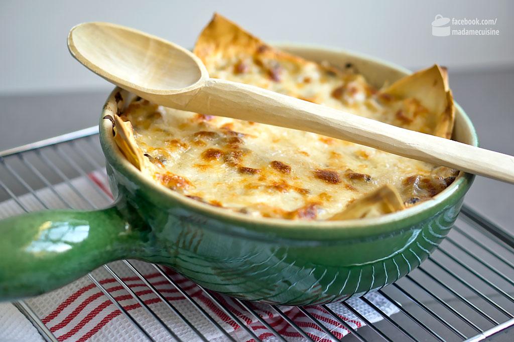Gemüse-Lasagne | Madame Cuisine Rezept