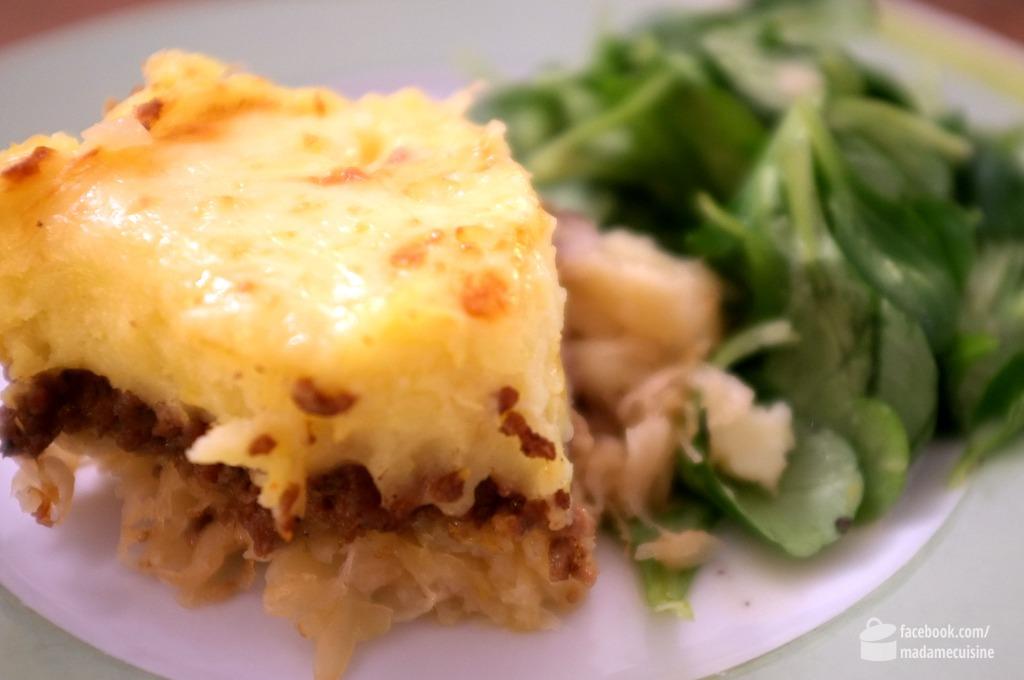 Sauerkraut-Kartoffelstampf | Madame Cuisine