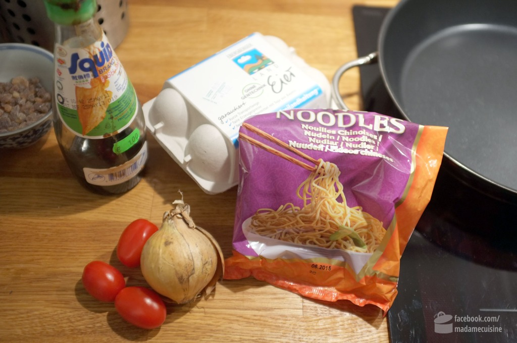 Asia-Nudel-Snack | Madame Cuisine Rezept