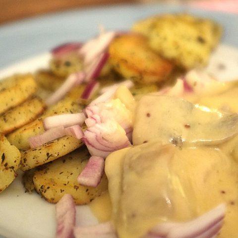 Fish and Chips auf Schwedisch | Madame Cuisine