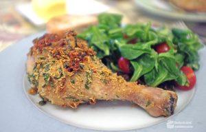Onkel Hugo's Huhn | Madame Cuisine