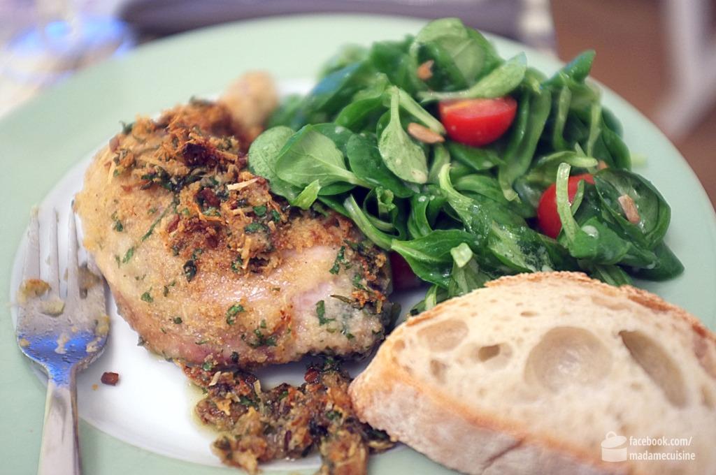 Onkel Hugo's Huhn | Madame Cuisine Rezept