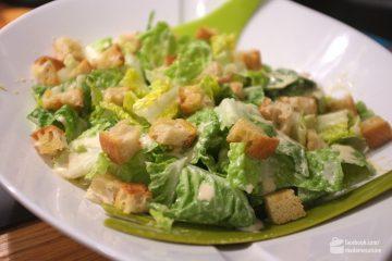 Caesar Salad selbstgemacht | Madame Cuisine