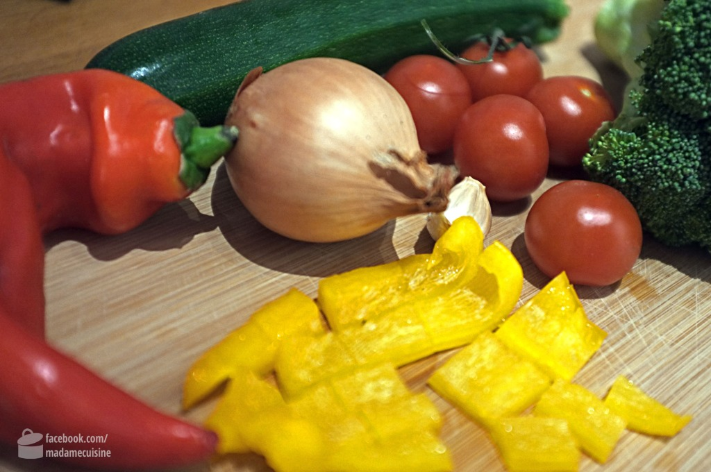 Couscous-Pfanne mit Cashewnüssen | Madame Cuisine Rezept