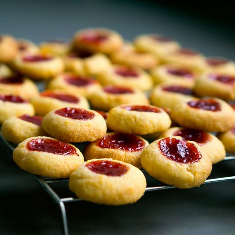 Marmeladen-Kekse | Madame Cuisine
