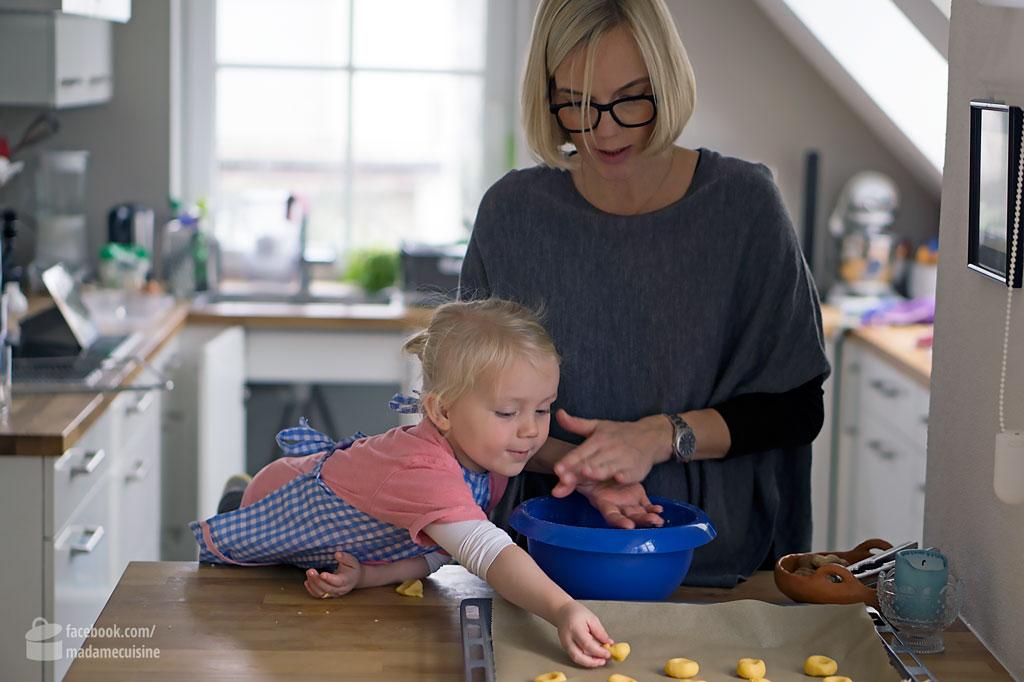 Marmeladen-Kekse | Madame Cuisine Rezept