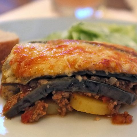 Griechische Moussaka | Madame Cuisine
