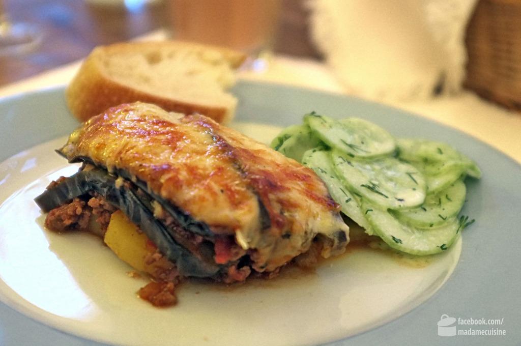 Griechische Moussaka | Madame Cuisine Rezept