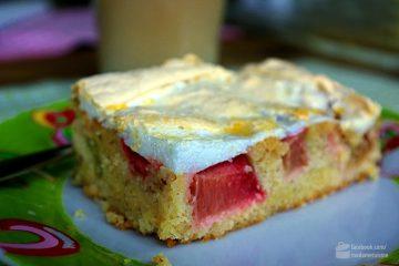 Rhabarberkuchen | Madame Cuisine