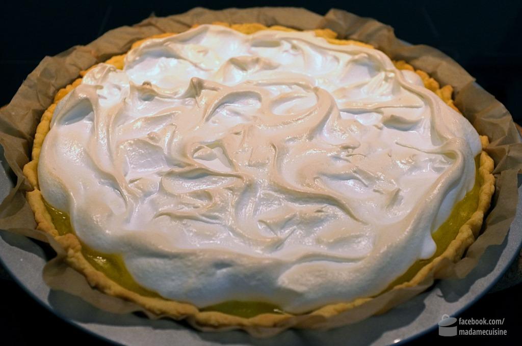 Zitronen-Tarte | Madame Cuisine Rezept