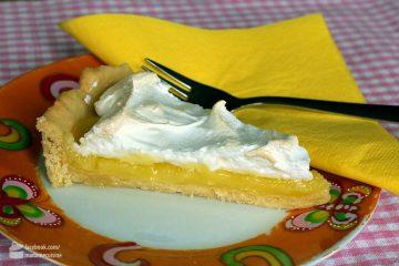Zitronen-Tarte | Madame Cuisine