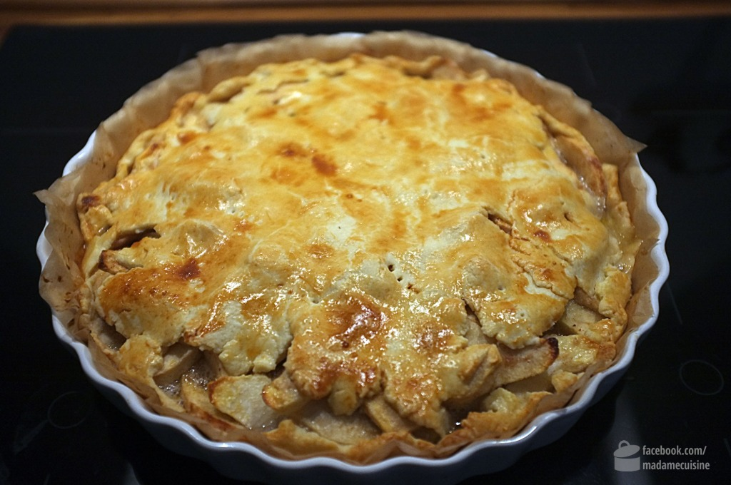 Apple Pie | Madame Cuisine Rezept