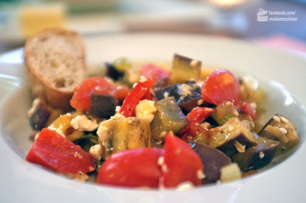 Mediterrane Gemüsepfanne | Madame Cuisine