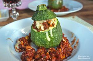 Gefüllte Zucchini | Madame Cuisine