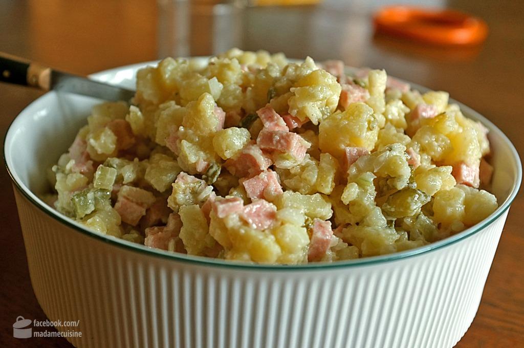 Böhmischer Kartoffelsalat | Madame Cuisine Rezept