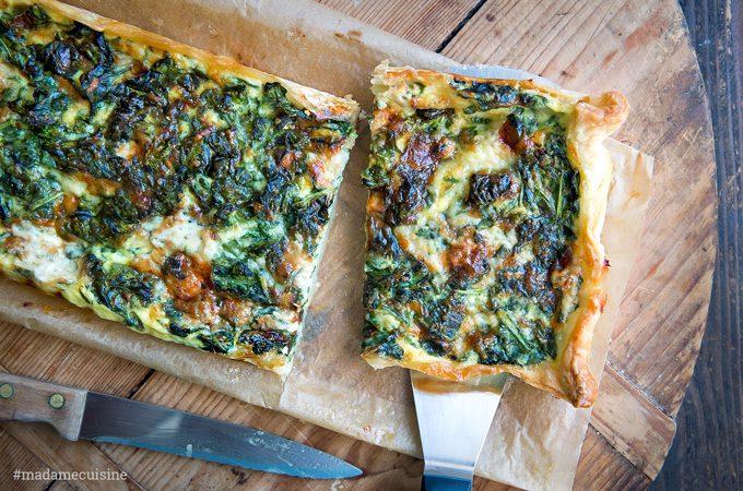 Kochen und Backen mit Madame Cuisine (Foodblog)