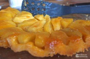 Tarte Tatin (französischer Apfelkuchen) | Madame Cuisine