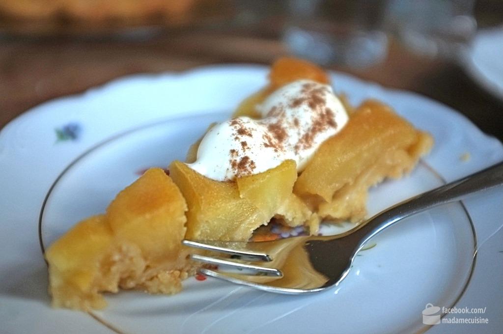 Tarte Tatin (französischer Apfelkuchen) | Madame Cuisine Rezept