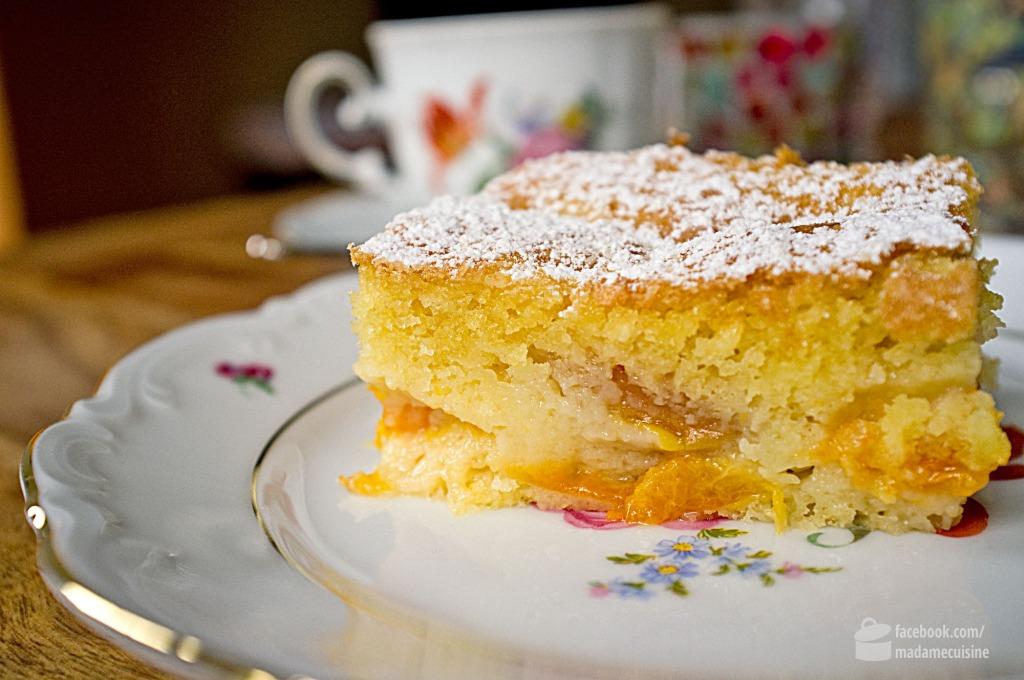 Aprikosenkuchen / Marillenkuchen | Madame Cuisine Rezept