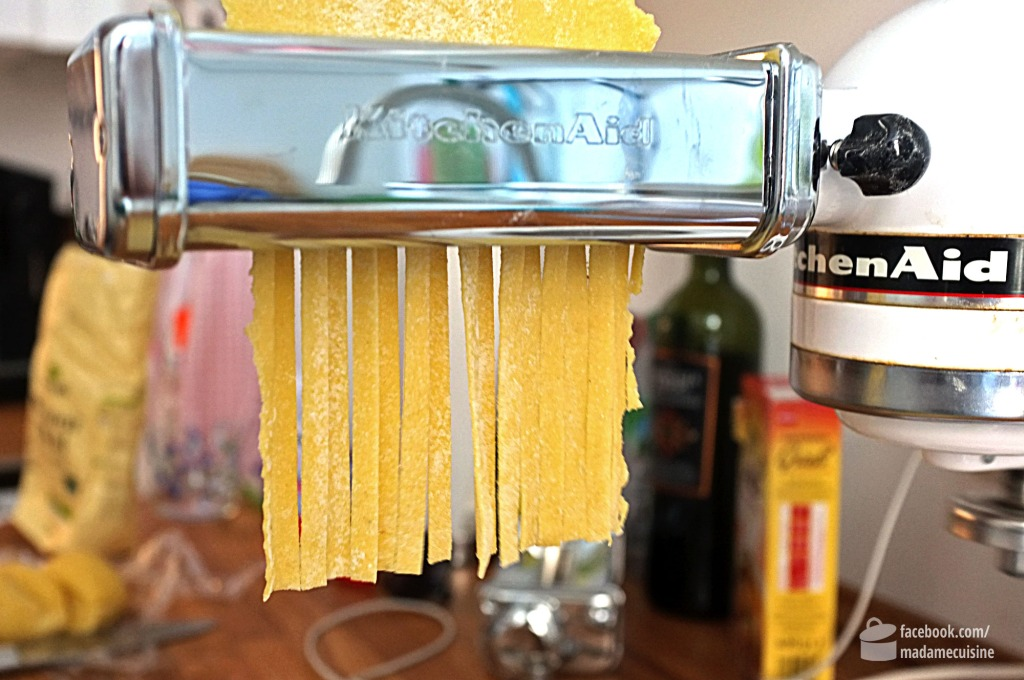 Pasta selbstgemacht | Madame Cuisine