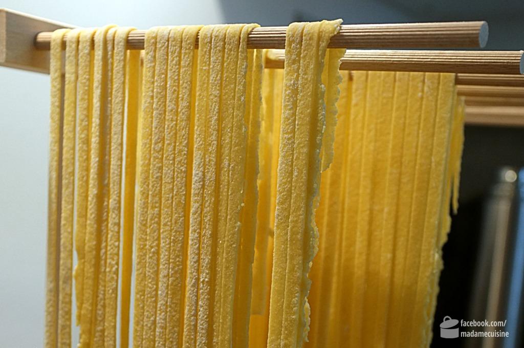 Pasta selbstgemacht | Madame Cuisine Rezept