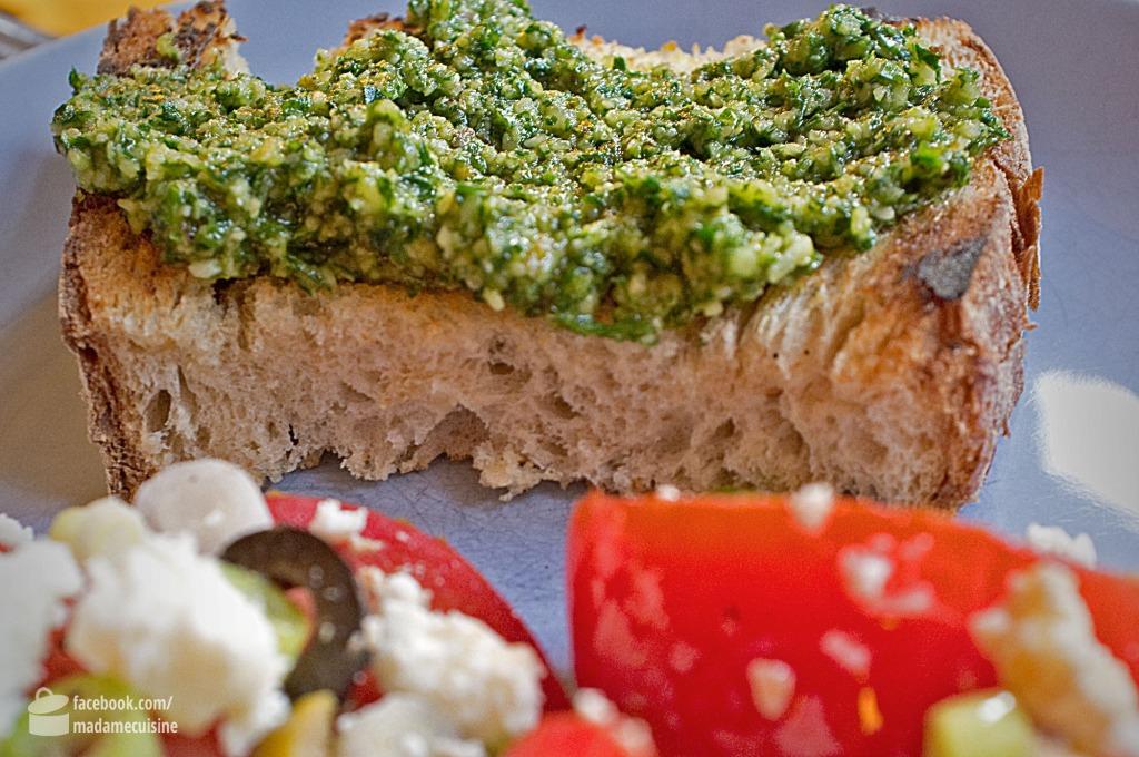 Petersilien-Pesto | Madame Cuisine Rezept