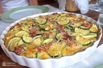 Zucchini-Auflauf | Madame Cuisine