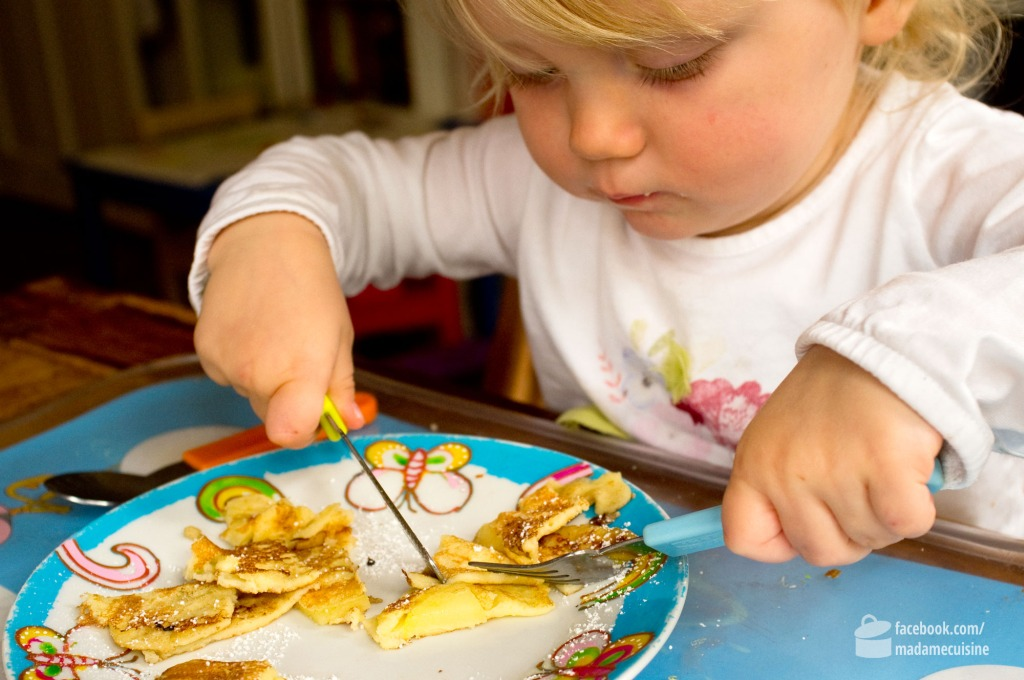 Eierpfannkuchen | Madame Cuisine