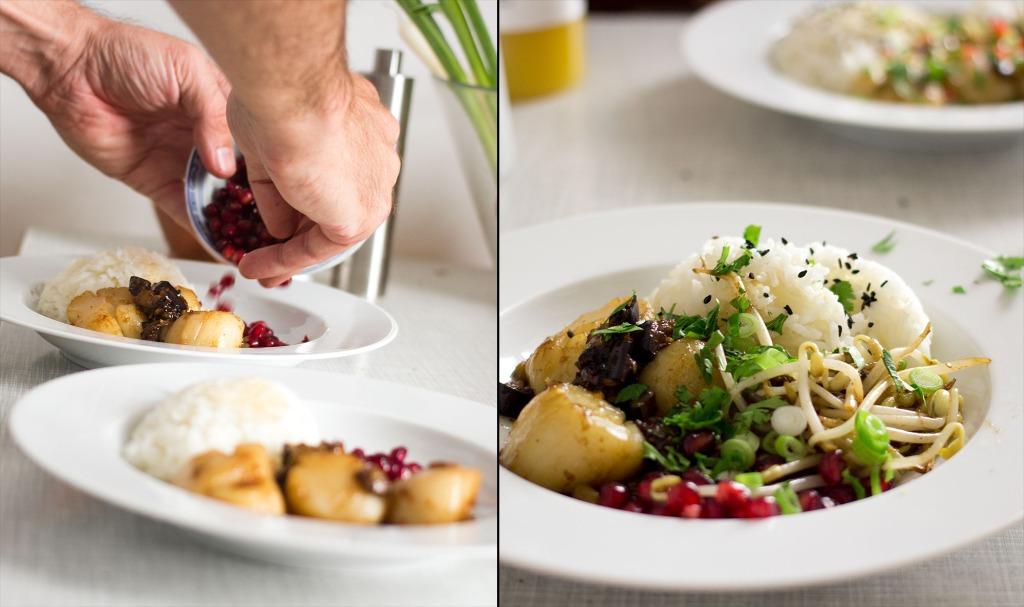Madame Cuisine zu Gast bei Paul Beller (Ben Mono) | Madame Cuisine Rezept