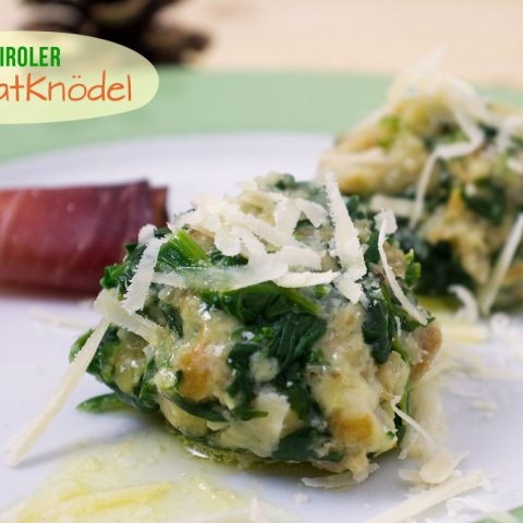 Südtiroler Spinatknödel | Madame Cuisine