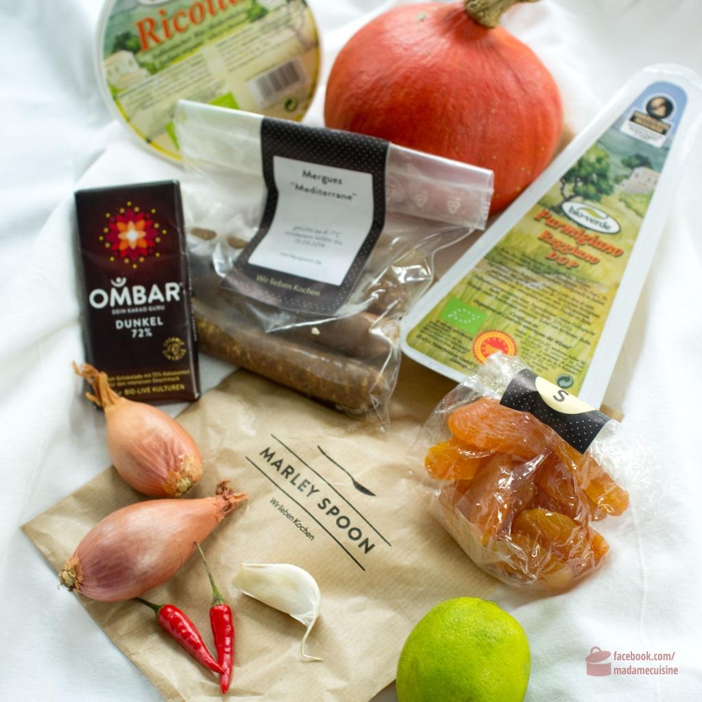 Eine Kochbox auf Reisen, oder auch #antifoodwastechallenge | Madame Cuisine Rezept
