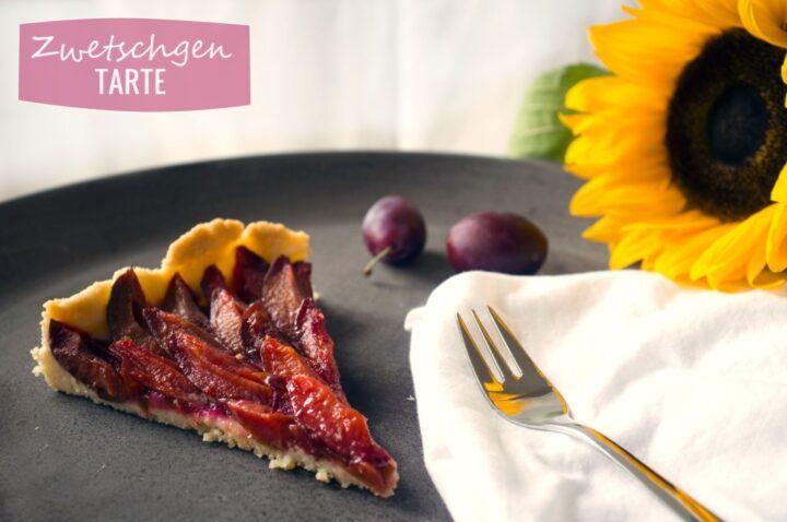 Zwetschgen-Tarte | Madame Cuisine