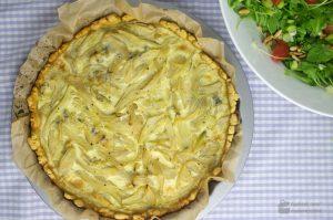 Quiche mit Fenchel | Madame Cuisine
