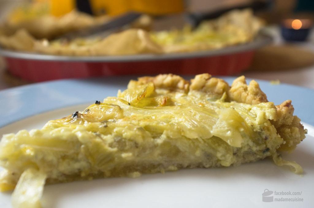 Quiche mit Fenchel | Madame Cuisine Rezept
