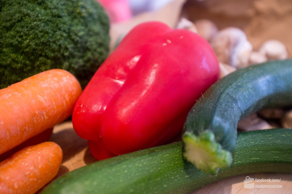 Gemüsestrudel | Madame Cuisine Rezept