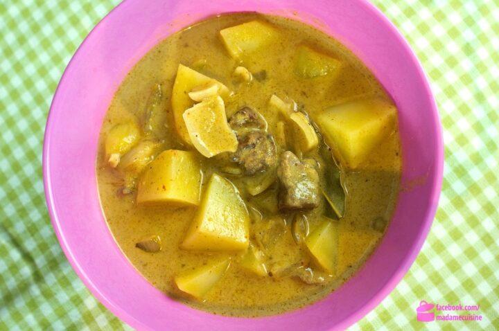 Massaman Curry (Kaeng Masaman) | Madame Cuisine