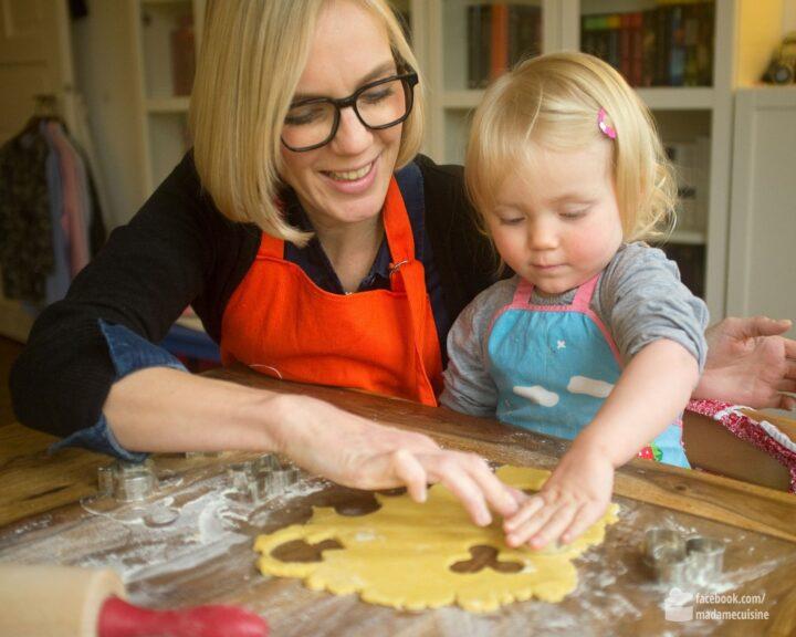 Weihnachtskekse (Plätzchen) für Kinder | Madame Cuisine