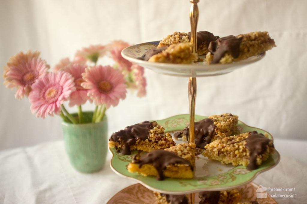 Nussecken | Madame Cuisine
