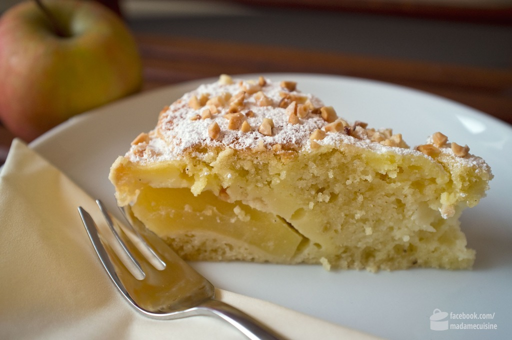 Französischer Apfelkuchen | Madame Cuisine