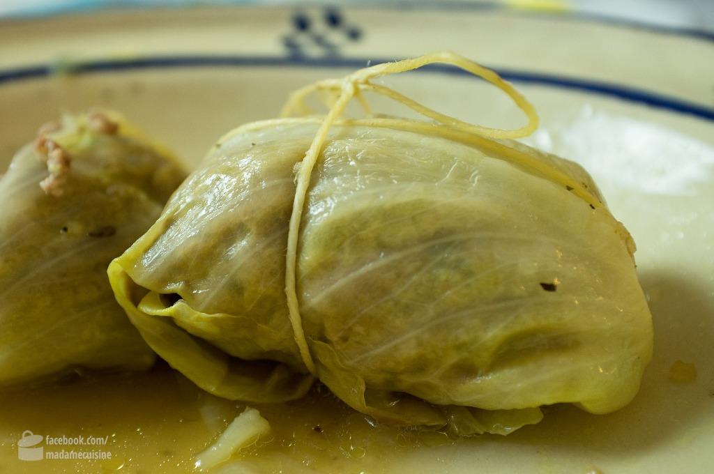 Kohlrouladen (Krautwickerl) | Madame Cuisine Rezept