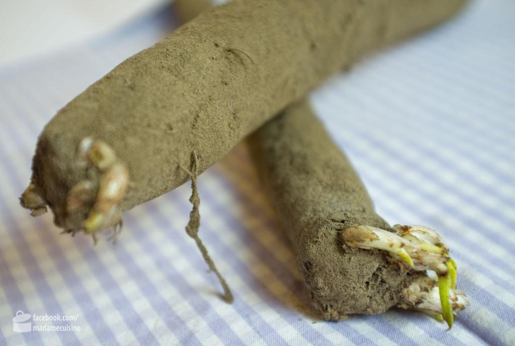 Weiß wie der Schnee: Risotto mit Schwarzwurzeln und gedünstetem Kabeljau | Madame Cuisine Rezept