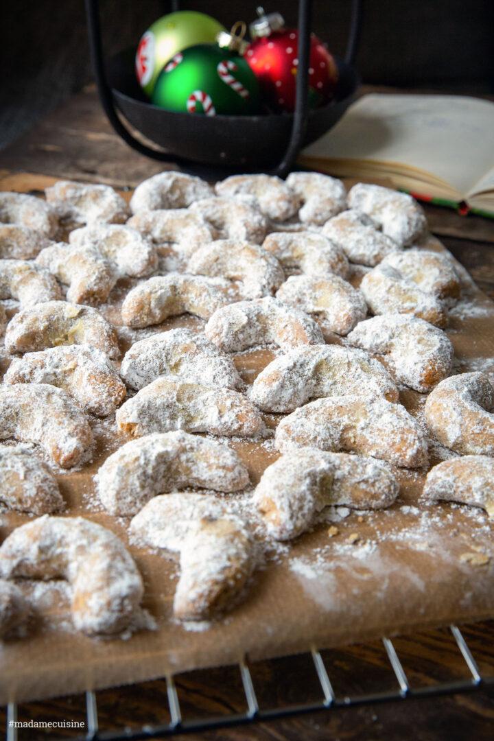 Vanillekipferl wie bei Oma | Madame Cuisine Rezept