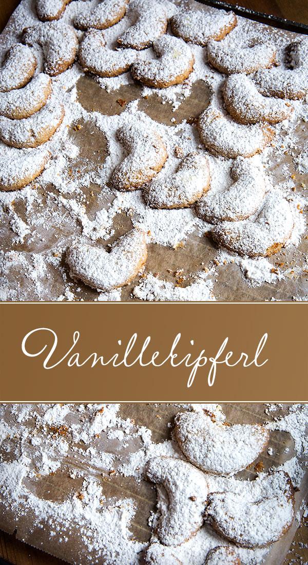 Vanillekipferl | Madame Cuisine Rezept
