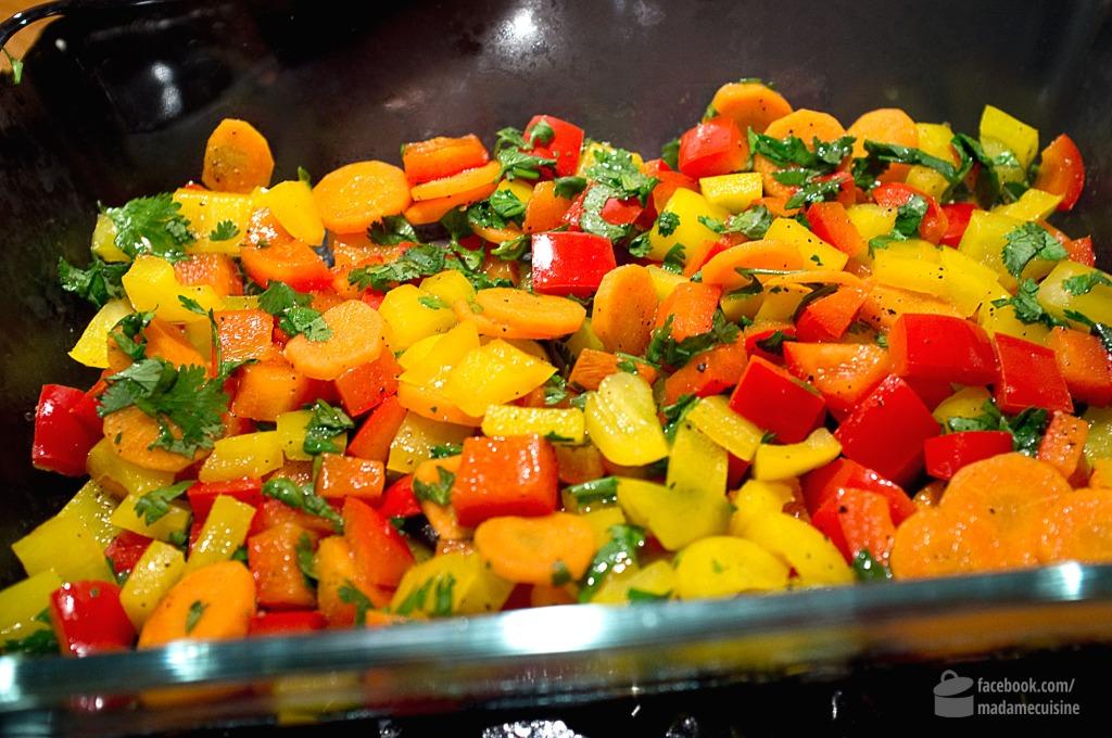 Gemüse-Pudding | Madame Cuisine Rezept