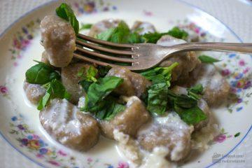 Maronen-Gnocchi (Kastanien-Gnocchi) | Madame Cuisine