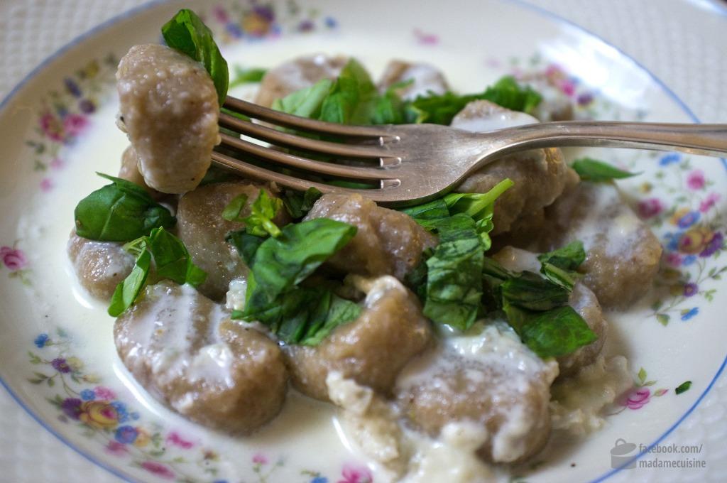 Maronen-Gnocchi (Kastanien-Gnocchi) | Madame Cuisine Rezept