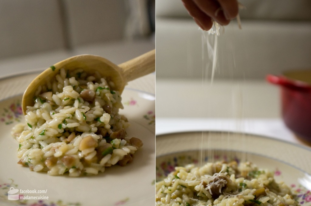 Risotto mit Maronen | Madame Cuisine Rezept